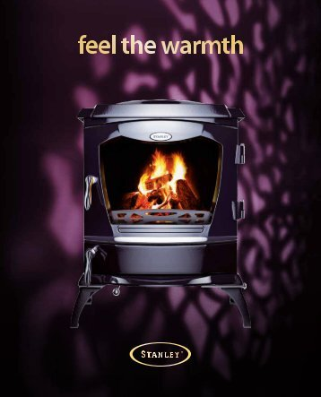 Waterford Stanley Stove Brochure - Lamartine Fireplaces
