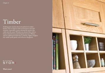 Download our Stori Timber brochure range of ... - Tilbrook Interiors
