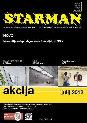 julij 2012 - Starman doo
