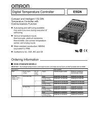 Digital Temperature Controller E5GN
