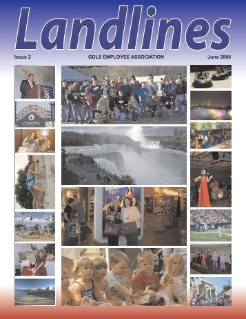 Issue 2 GDLS EMPLOYEE ASSOCIATION June 2008