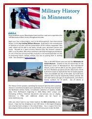 Military History Itinerary