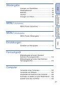 Cyber-shot Handbuch - Seite 6