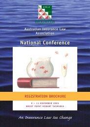 Australian Insurance Law Association - Aida.org.uk