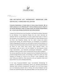 Download Artikel - Swarovski