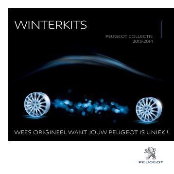 Winterkits - Peugeot Services
