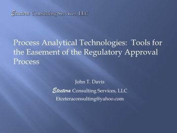 Etcetera Consulting Services, Inc.