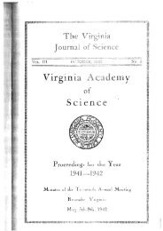 Virginia Polytechnic Institute. - Macrostomorpha
