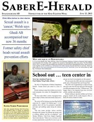School out … teen center in - Spangdahlem Air Base