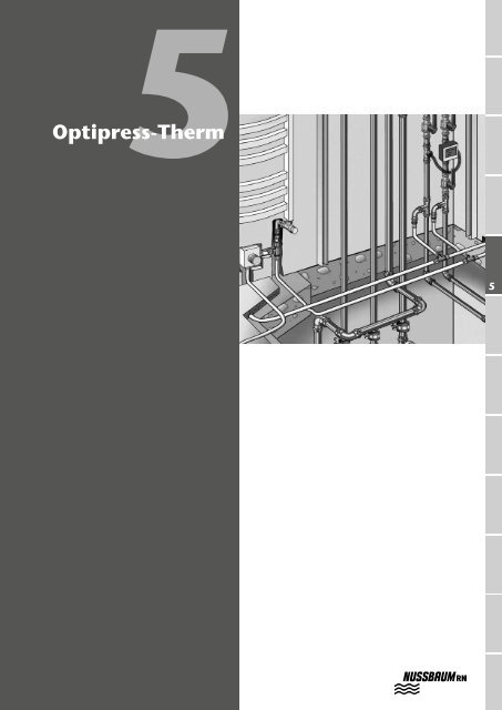 Optipress-Therm - R. Nussbaum AG