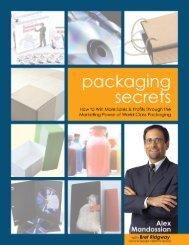 Packaging Secrets - Speaker Fulfillment Services