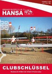 Ausgabe 2/12 - Bremer Ruder-Club HANSA