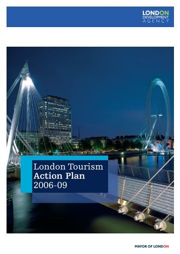 London Tourism Action Plan 2006-09