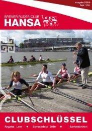 Ausgabe 5/10 - Bremer Ruder-Club HANSA