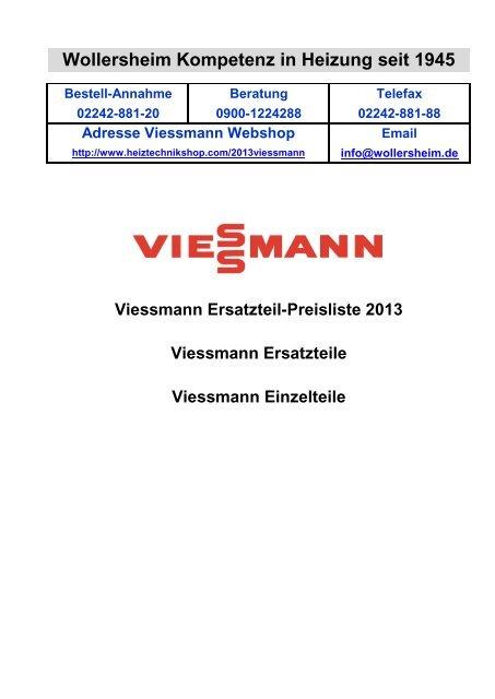 Viessmann Luftdruckwächter 7815725 Eurola und Vitodens 300 Druckwächter