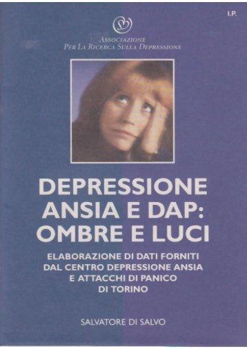 Depressione, ansia e DAP: ombre e luci - Associazione per la ...