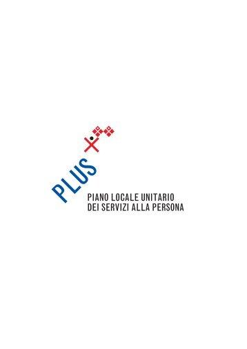 PLUS Area Ovest aggiornamento 2008 - Sociale - Provincia di Cagliari