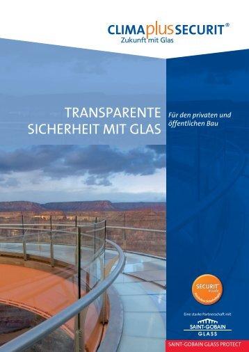 Sicherheitsglasbroschüre A4_n.indd - Eckelt Glas GmbH