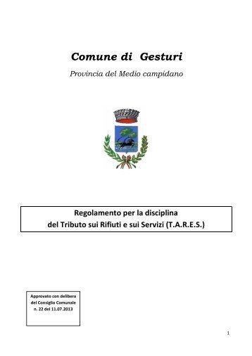 leggi regolamento in pdf