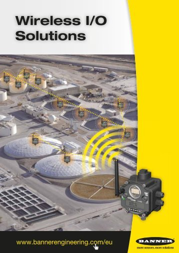 Wireless I/O Solutions - Multiprox