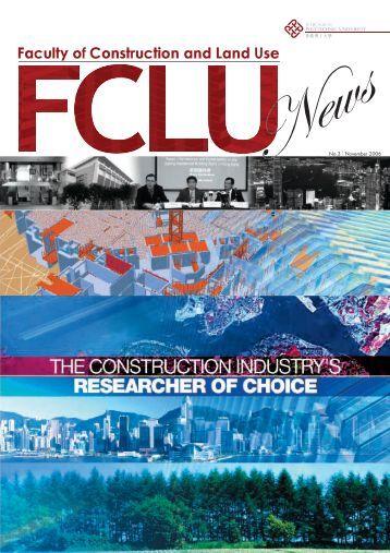 Issue No. 3 (November 2006) - The Hong Kong Polytechnic University