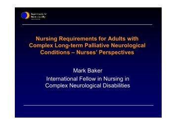 Nurses - Palliative Care Australia