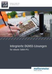 Datenblatt D-GNSS Integration (PDF) - Mettenmeier GmbH