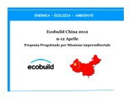 Presentazione Cina (pdf) - The Italian Chamber of Commerce and ...