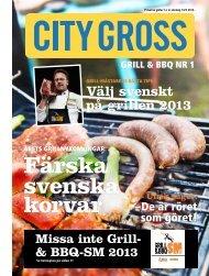 Grill & BBQ nr1 - City Gross