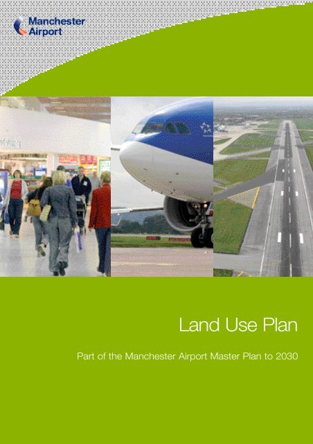 Land use plan - Manchester Airport