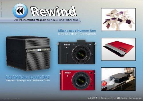 Rewind - Issue 39/2011 (294) - Mac Rewind