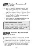 Nicotine Replacement Therapy (NRT) - CAMH - Nicotine ... - Page 7