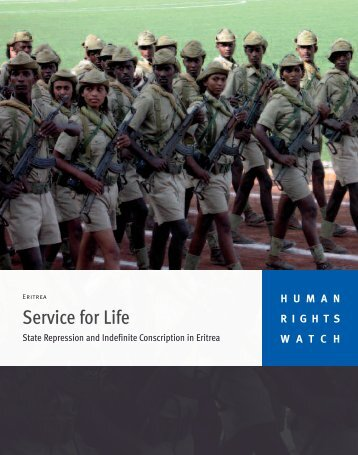 Service for Life - Human Rights Watch