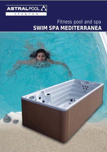swim spa mediterranea - AstralPool