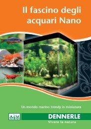 Il fascino degli acquari Nano - Dennerle