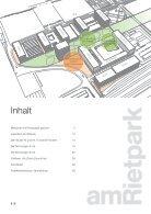 Broschüre Erstvermietung Am Rietpark in Schlieren - Seite 3