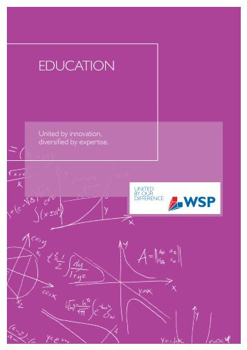 EDUCATION - WSP Group