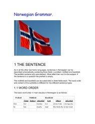 Advanced-Norwegian-Grammar
