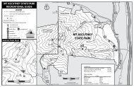 mt. ascutney state park recreational guide - Vermont State Parks