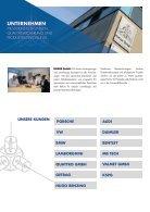 MESSDIENSTLEISTUNGEN QUALITÄTSSICHERUNG PRODUKTENTWICKLUNG - Seite 2