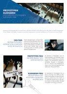 MESSDIENSTLEISTUNGEN QUALITÄTSSICHERUNG PRODUKTENTWICKLUNG - Seite 7