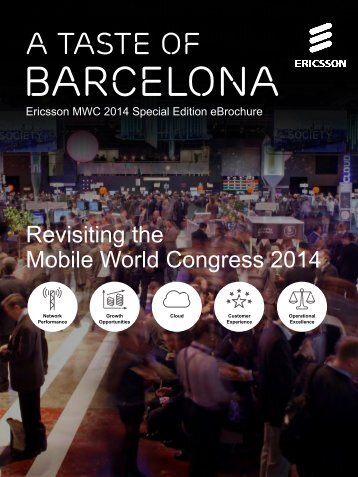 Ericsson MWC 2014 Special Edition