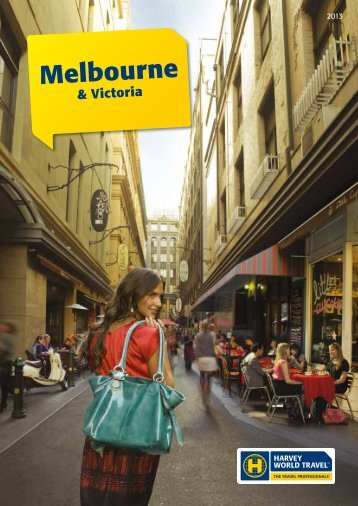 Melbourne - Harvey World Travel