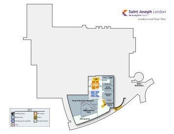 Download Floor Plans For Saint Joseph-London