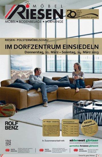 RIESEN_Polster_1_Sem_2013 - Möbel Riesen