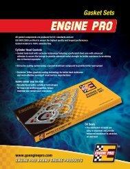 GASKET SETS by Engine Pro
