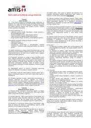 Opći uvjeti CPSCS_25.07.2008.g-1 - Amis Telekom d.o.o.
