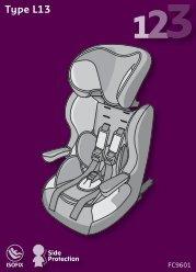 Venus SP isofix - Babybus