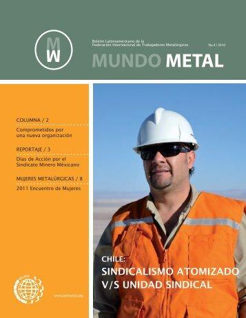 Mundo Metal № 4, 2010