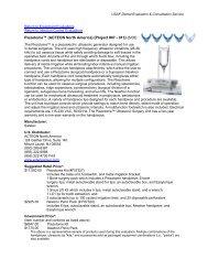 Piezotome™ (ACTEON North America) (Project ... - Doriot Dent (Ro)